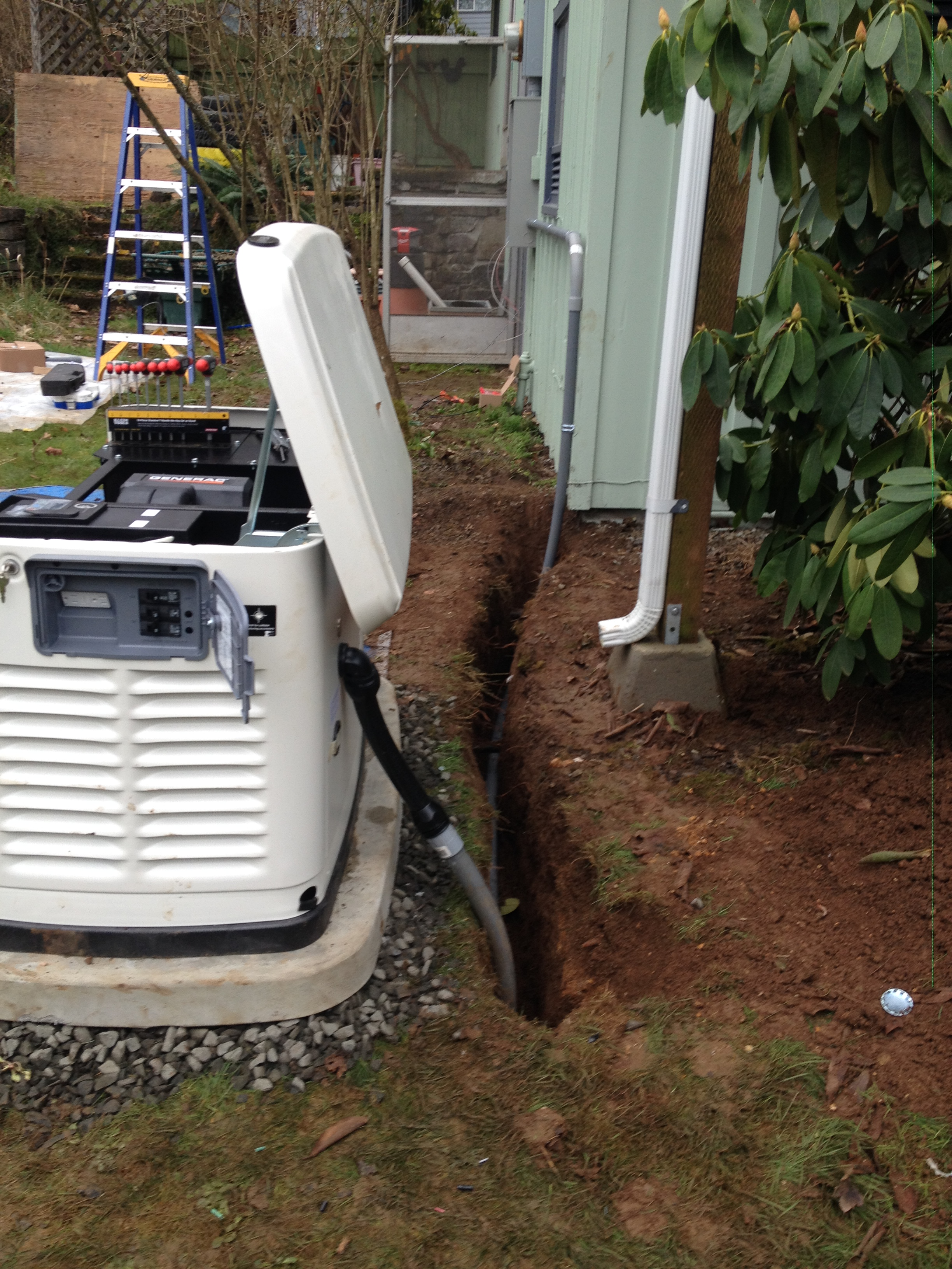 backup generators balanced electric