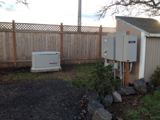 Generator Installation Creswell