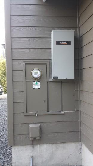 200 Amp Transfer Panel