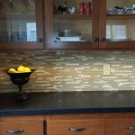 LED Kitchen Nook lighting