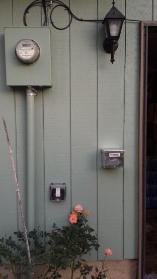 Ron & Shirley Power Inlet Box - Fall Creek