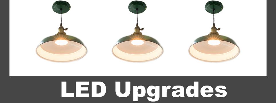 LED Upgrades