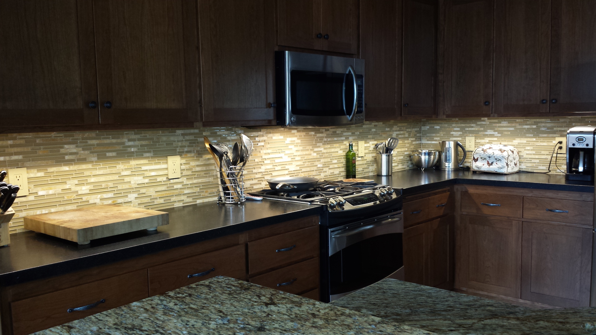 Kitchen Counter Led Lighting Balanced Electric