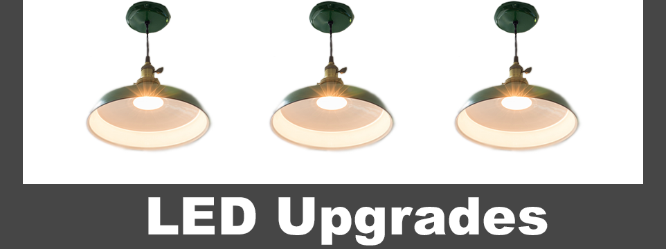 LED Upgrades
