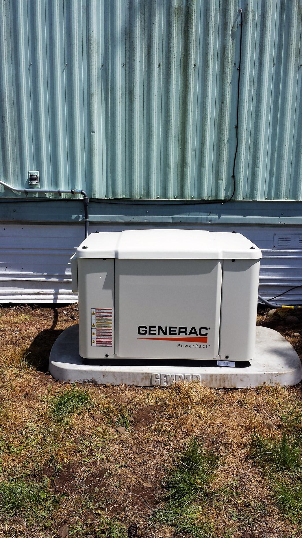 Generac Backup Generators Balanced Electric